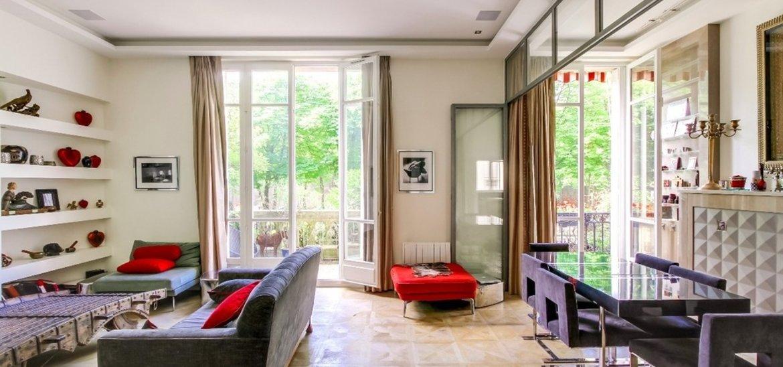 Terraced for sale in ile de france paris 16eme france winkworth internati - Avenue georges mandel ...